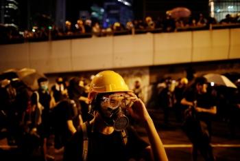 Continúan las protestas en Hong Kong
