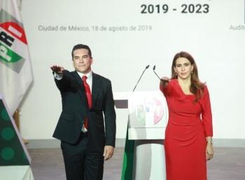 Moreno y Viggiano, nuevos dirigentes del PRI