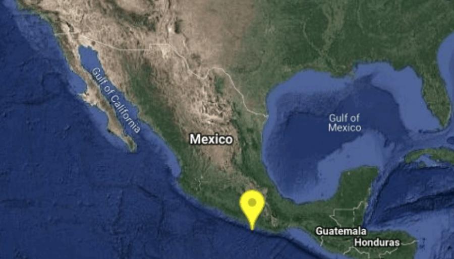 Reportan sismo de 4.2 grados en Tlapa, Guerrero