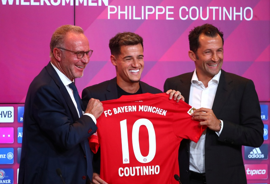 Barcelona cede a Coutinho al Bayern Múnich por una temporada
