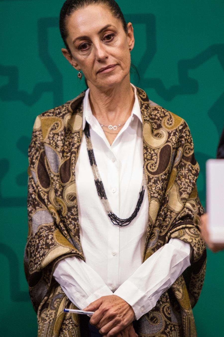 Anuncia Sheinbaum reuniones en aras de erradicar la violencia de género