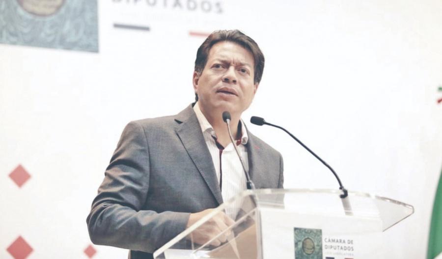 Pide Delgado proceso abierto en renovación de Morena