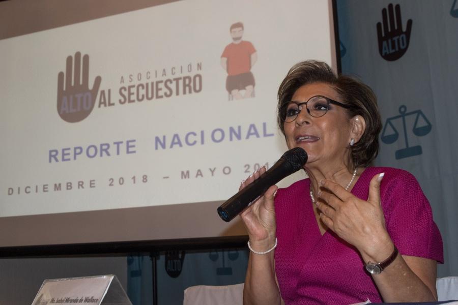 Alertan incremento de 50% en secuestros en México
