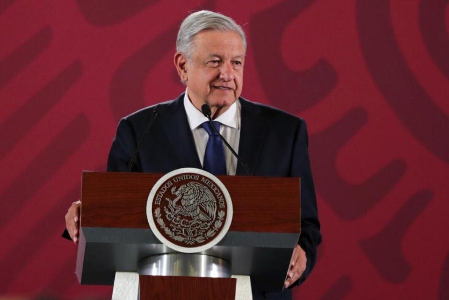Niega AMLO que busque vengarse de Carlos Ahumada