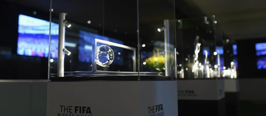 FIFA revela los diez mejores goles para el Premio Puskas 2019