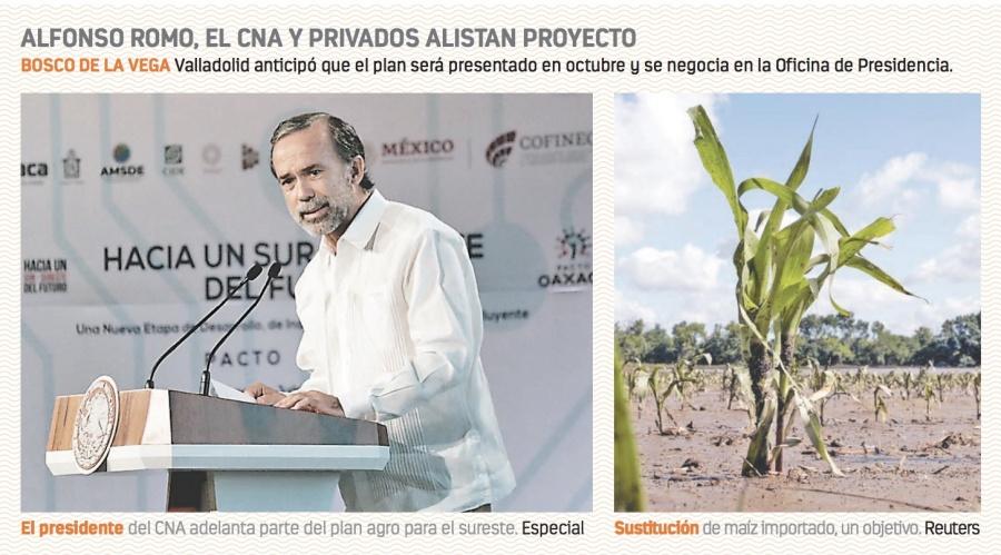 Con 2 mil mdd cocinan plan agro Gobierno-IP