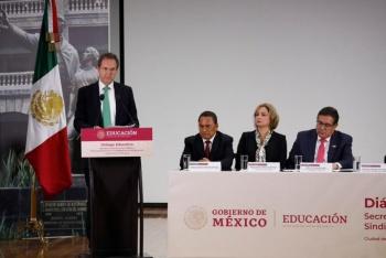 La educación en México, no debe ser víctima de las malas prácticas de servidores públicos: Esteban Moctezuma
