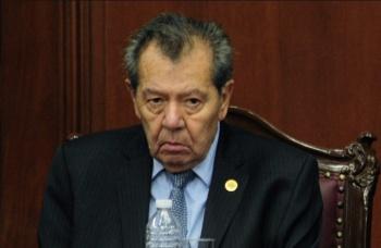 ...Y Muñoz Ledo critica que México se ponga al servicio de EU