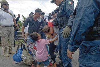 Detenciones a menores en frontera crecen 45%
