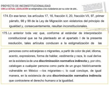 """Deportan a indígenas """"por no parecer mexicanos"""", van a Corte"""