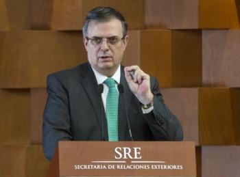 Pide Marcelo Ebrard más sensibilidad a personal que tramita pasaportes