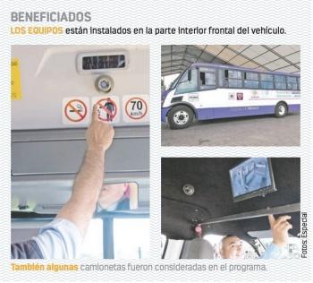 Iztapalapa cuenta con 400 unidades de transporte que tienen el equipamiento; solicitan información de adjudicación