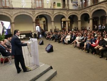 Urgente culminar los Sistemas Locales Anticorrupción: Bonilla Gutiérrez
