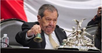 Las mayorías determinarán presidencia en la Cámara de Diputados: Muñoz Ledo