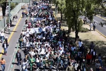 Anuncia el C5 de la CDMX diversas movilizaciones en la alcaldía Cuauhtémoc