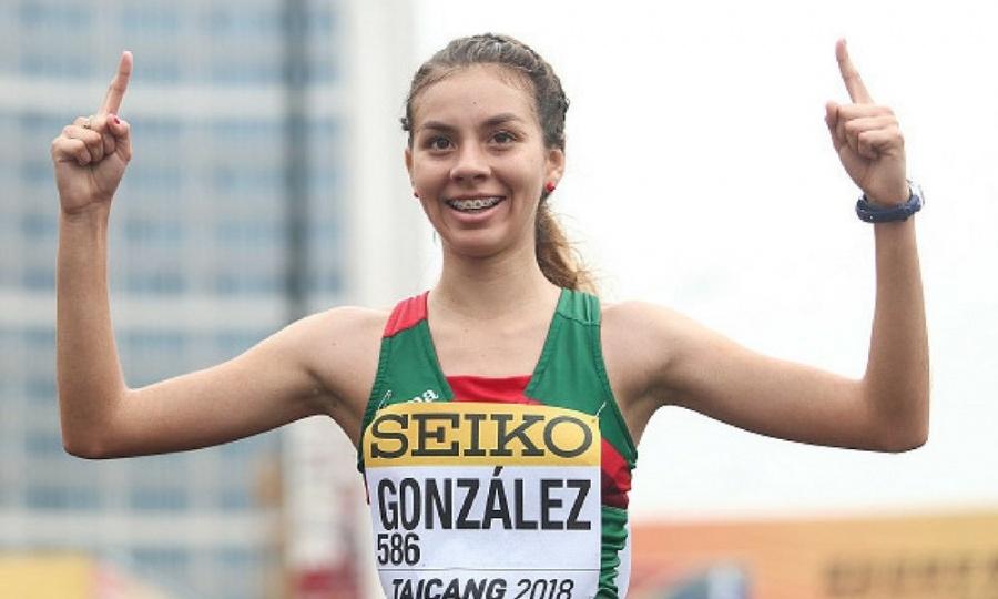 Alegna González estará ausente en Mundial de Atletismo de Doha