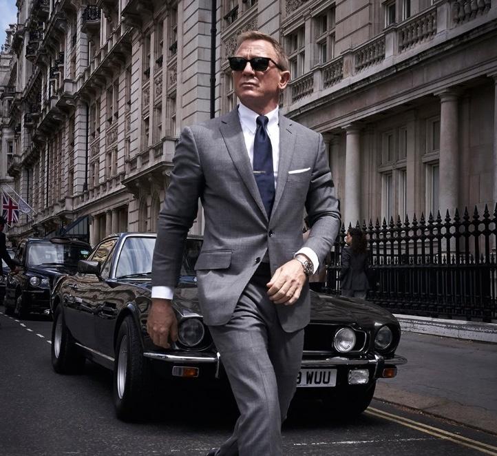 Bond 25 ya tiene título y fecha de estreno