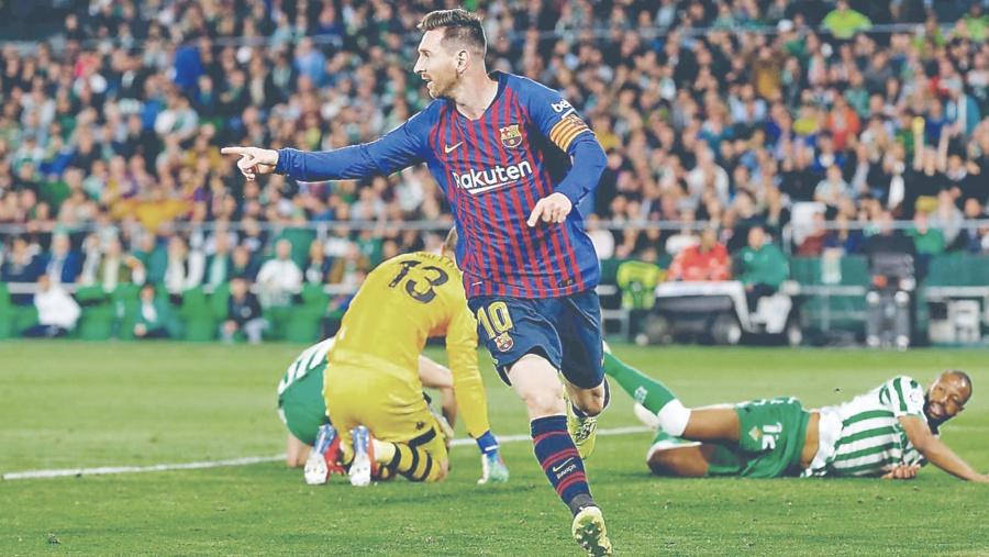 Nominan a Messi al Puskás y va por su séptimo intento