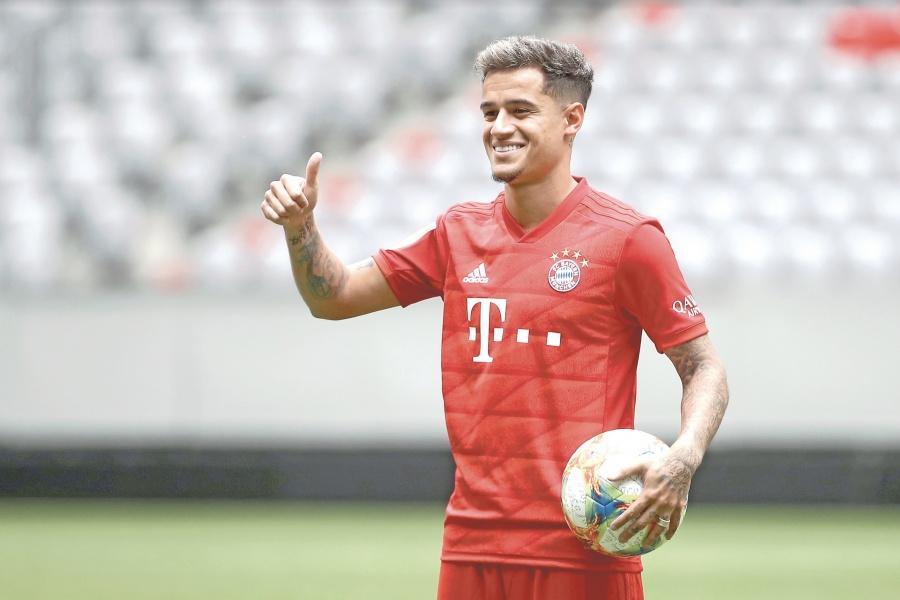 Barca cede a Coutinho para fichar a Neymar