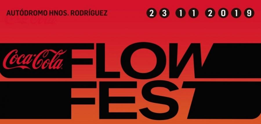 Listo el cartel del Coca Cola Flow Fest 2019