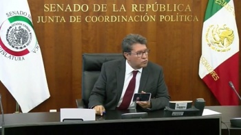 Sin fisuras en Morena, porque sólo se vertieron opiniones que se respetan: Monreal Ávila