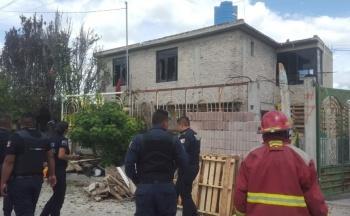 Explosión por pirotecnia deja una mujer muerta en Tultepec