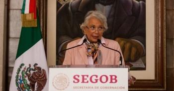 Se dialoga con muchos grupos y han manifestado querer deponer las armas: Sánchez Cordero