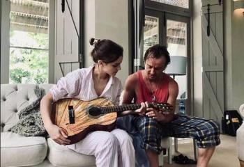 Emma Watson y Tom Felton vuelven a revolucionar Instagram con una foto en pijama