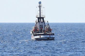 España enviará buque para rescatar a migrantes del Open Arms