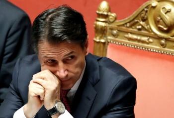 Giuseppe Conte presentará dimisión como primer ministro italiano