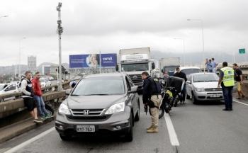 Abatido, secuestrador de autobús con rehenes en Río de Janeiro
