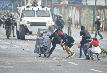 Violencia en Venezuela deja a 442 niños y adolescentes huérfanos