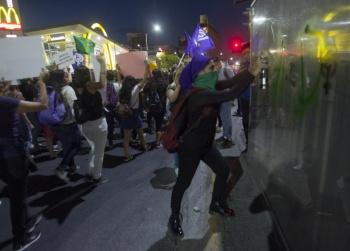 Afirma López Obrador que hubo provocadores en marcha de mujeres del viernes en la CDMX