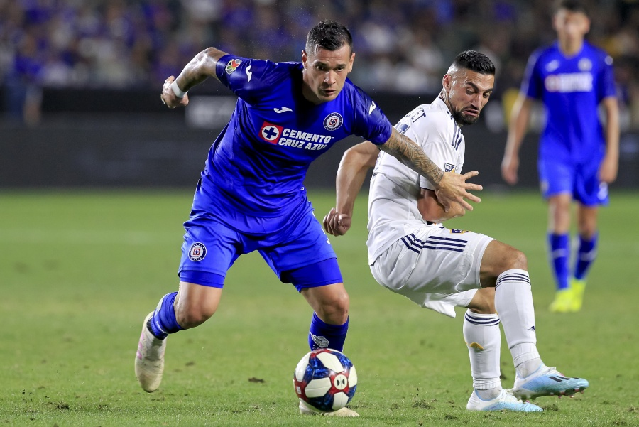 Cruz Azul vence al Galaxy y se mete la final de la Leagues Cup