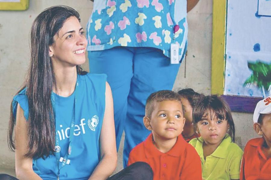 UNICEF pide 70 mdd para ayudar a 900 mil niños venezolanos
