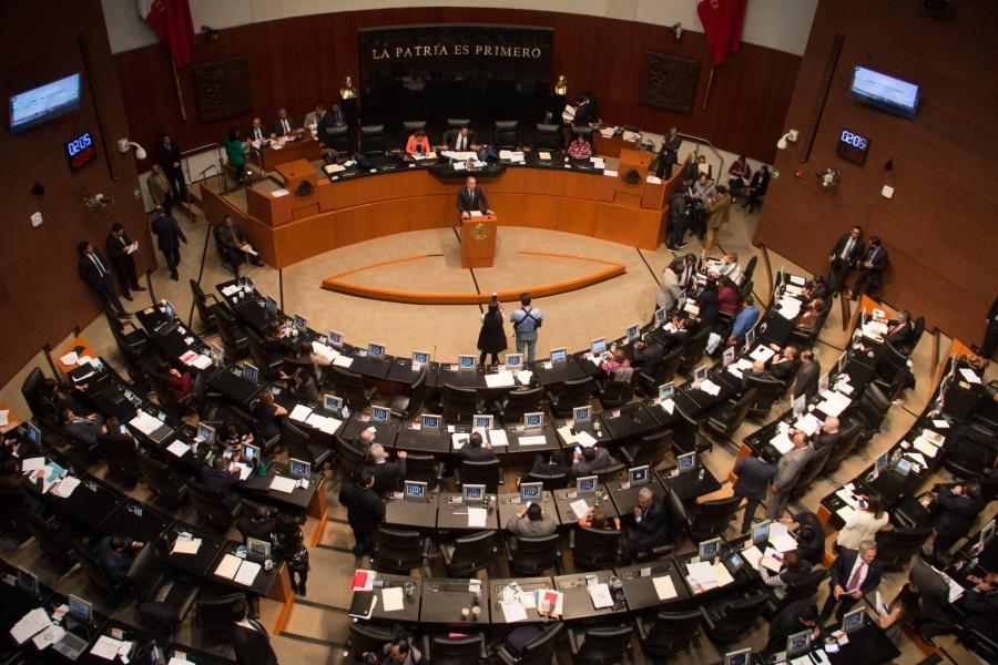 La próxima semana el Pleno votará presidencia del Senado