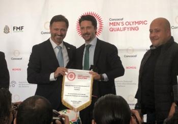 Preolímpico de Concacaf rumbo a Tokio 2020, se jugará en Guadalajara