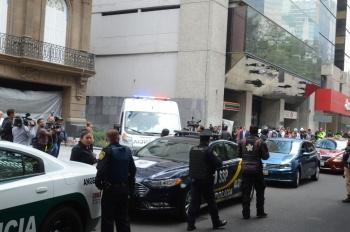 Detienen a padres del presunto autor intelectual del asalto a la Casa de Moneda