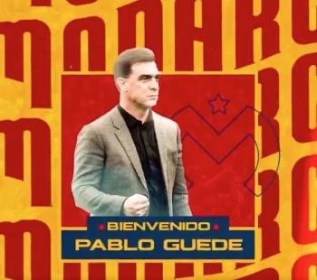 Oficial: Pablo Guede, nuevo DT de Monarcas