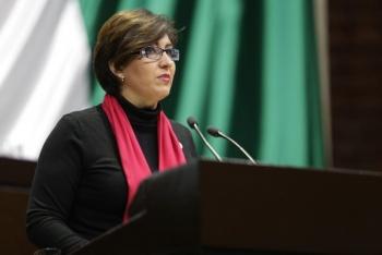 Programas sociales no debe ser para promoción personal o partidista como lo hace actualmente el Ejecutivo federal: Almeida López