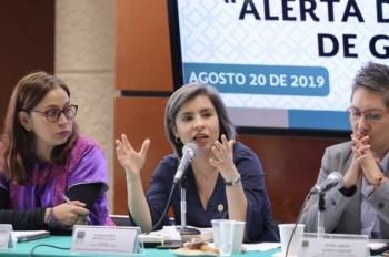 Morena en San Lázaro defiende a las mujeres