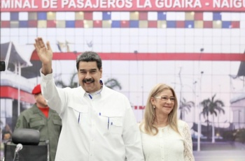 Maduro confirma encuentros con EU para salida pacífica