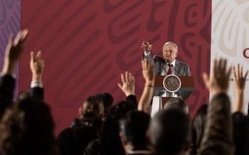 Seguiremos pagando la deuda pública de gobiernos pasados, dice López Obrador