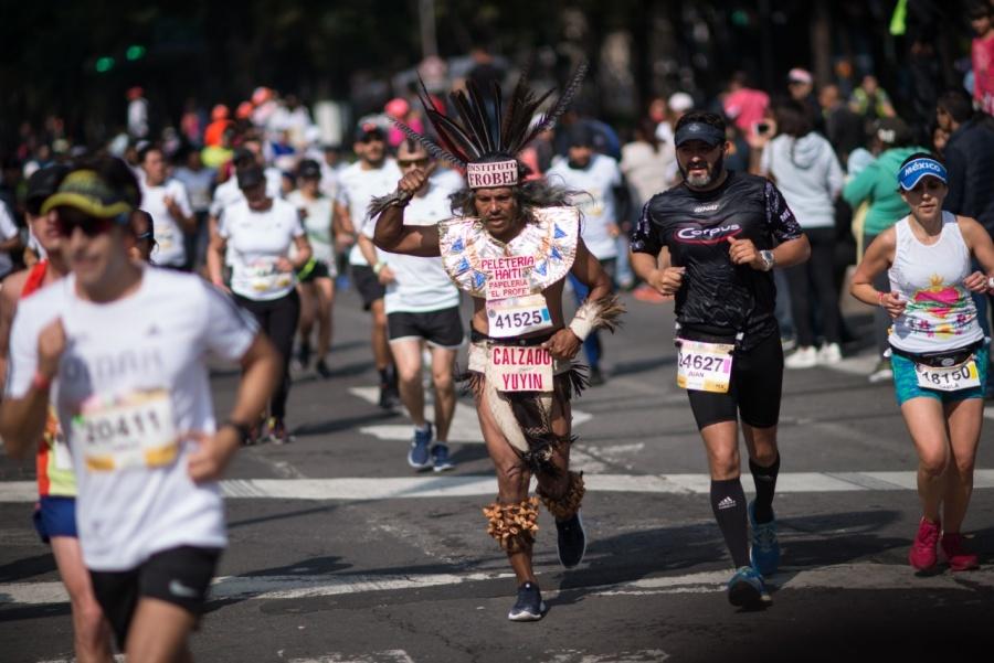 Maratón CDMX 2019: Nueva ruta, horarios y alternativas viales