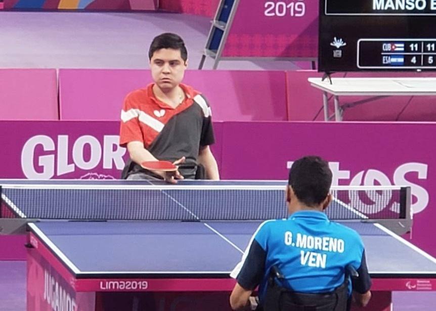 Parapanamericanos 2019: Mexicanos arrancan con triunfo en tenis de mesa