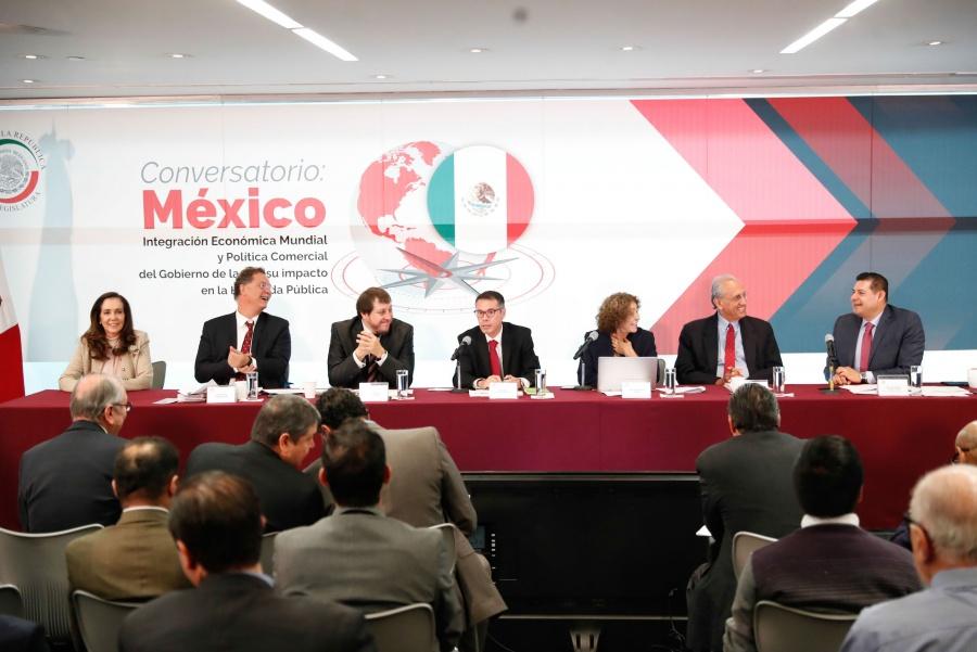 México debe mirar a la región Asia-Pacífico, afirman senadores