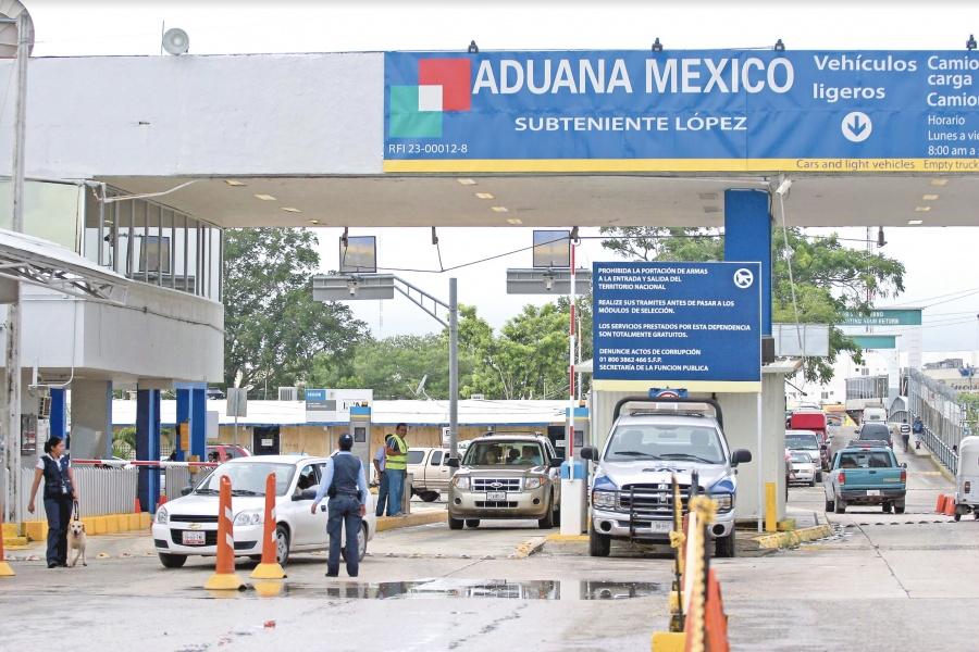 Rompe record en recaudación 2019, Aduana de Progreso