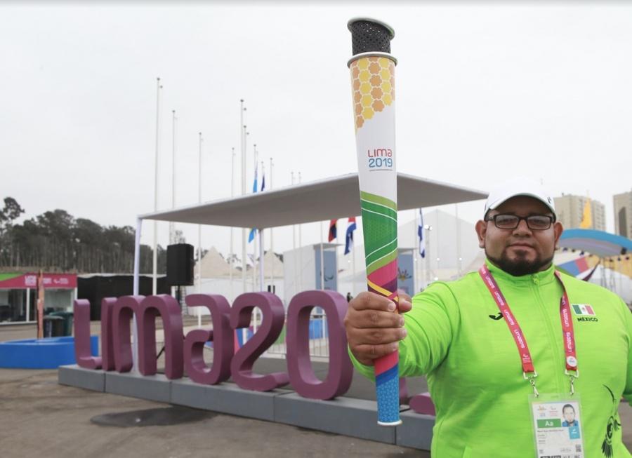 Atletas mexicanos se instalan en Lima y se afinan para debut
