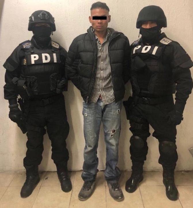 Ordenan prisión preventiva contra el agresor de Juan Manuel Jiménez
