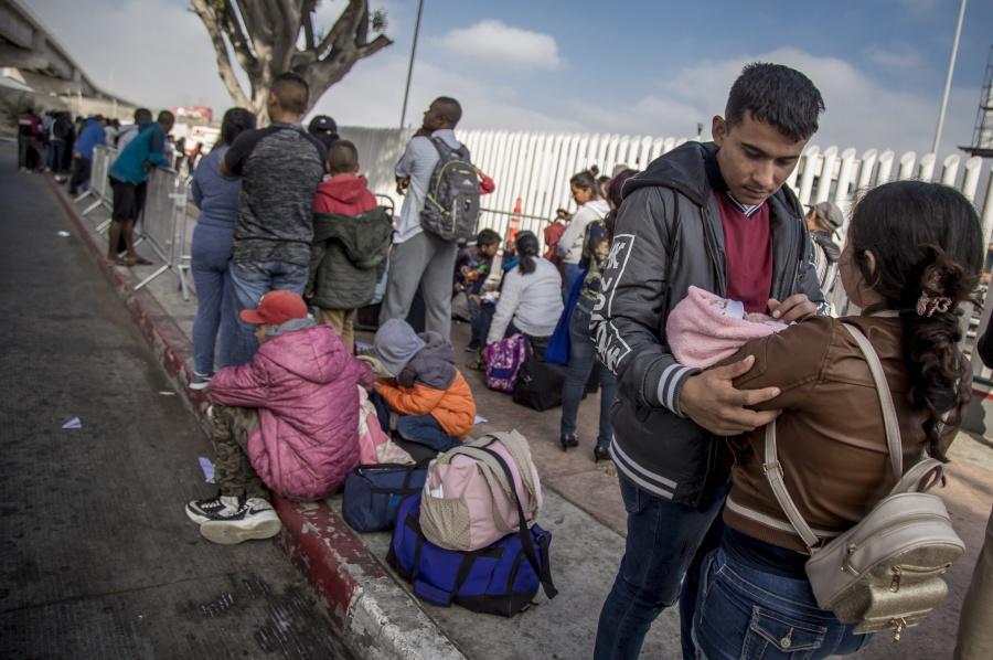 Notifican a la SRE que el Senado no avalará que México sea tercer país seguro